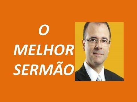 O MELHOR SERMÃO DE MICHELSON BORGES | Sermões Top