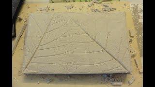 поделки из Гипса декоративная плитка
