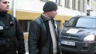 Stopare ridicare ILEGALĂ autoturism Codlea 5.01.2011