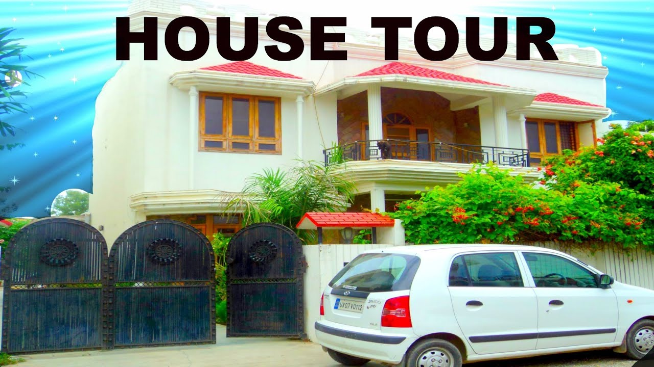 House tour india home decor tips superprincessjo doovi for Beautiful house tour