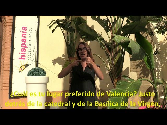 Cuestionario a nuestra profesora de español, María José