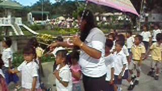 Parade during Fiesta2007 @Pangpang, Palapag N. Samar