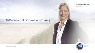 CGM TURBOMED - Tipps zur  EU Datenschutzverordnung (DSGVO)