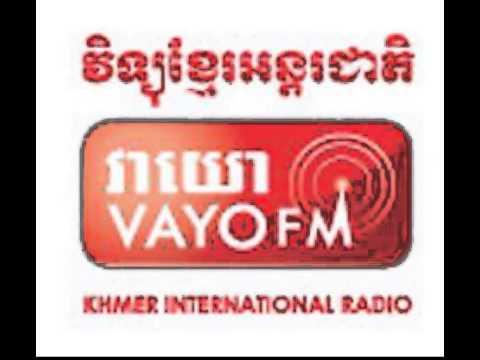 VAYO FM Radio News Archive   Khmer Live TV -18102014 AM