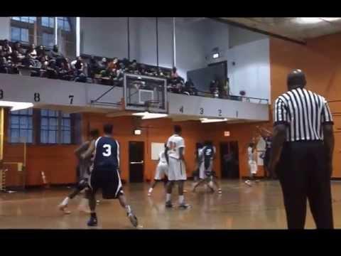 Karamo Camaro A. Philip Randolph Basketball