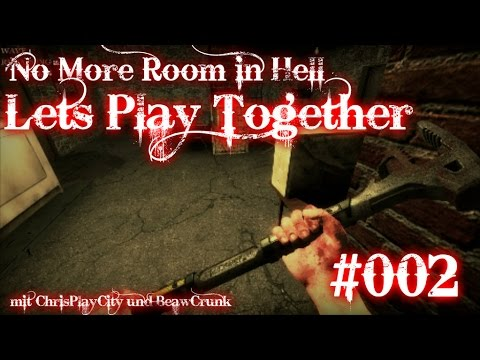 no more room in hell how to play with friends