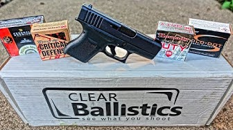 BEST 9mm CARRY Ammo?!