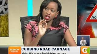 Monday Special: Curbing Road carnage