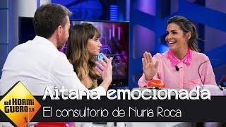 Aitana se emociona dando consejos de amor en el consultorio de Nuria Roca - El Hormiguero 3.0