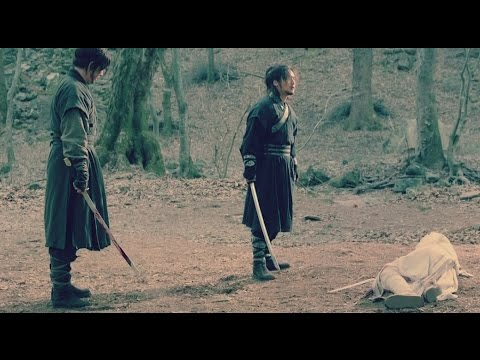 Lee Bang JiMoo Hyul VS Cheok Sa Gwang  Six Flying Dragons  Full Fight