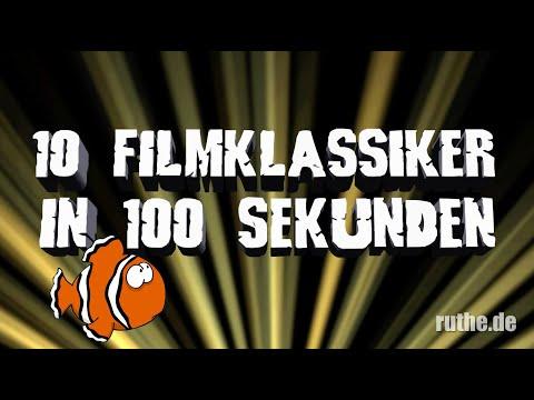 Ruthe.de - 10 Filmklassiker in 100 Sekunden