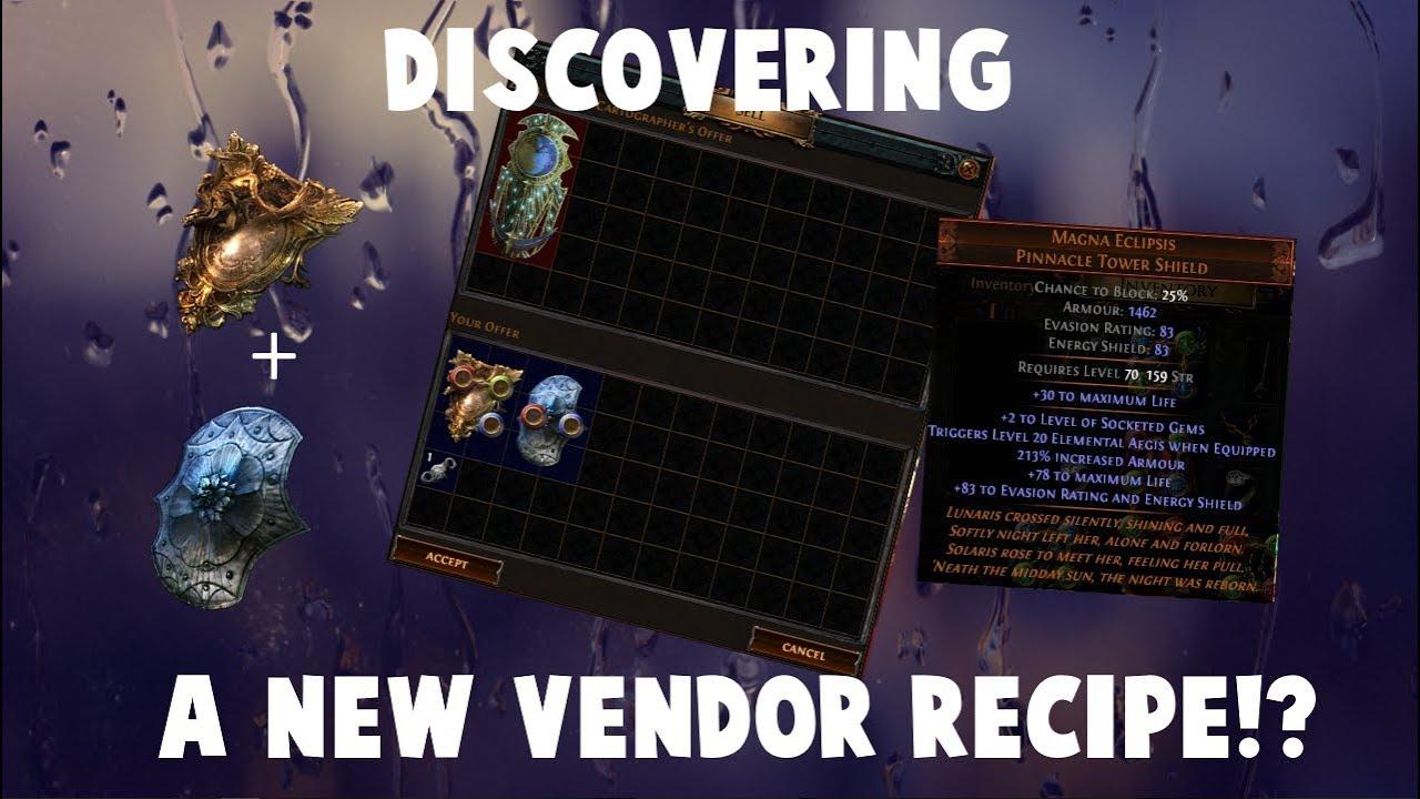 Download 3 2 Path of Exile - New Vendor Recipes - Loreweave