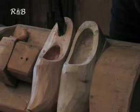 The Making of Wooden Shoes