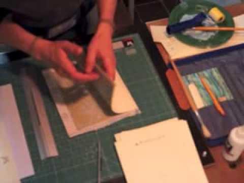 видео: Как сделать/сшить книгу/ежедневник - мастер-класс декоратора Марата Ка