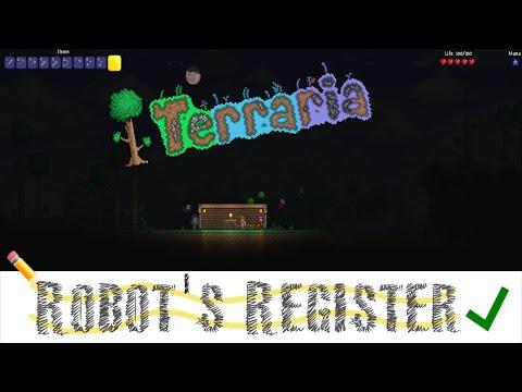 Terraria - Robot
