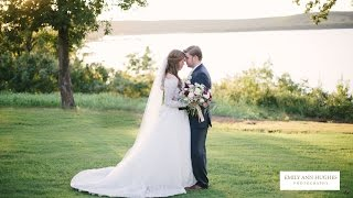 Some of the best vows we have ever heard! Josh + Kaitlyn''s Wedding film at The Springs in Tulsa