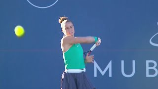 2018 US Open Series: Mubadala Silicon Valley Classic SF Highlights