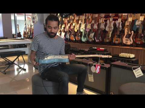 รีวิว Fender American Professional Stratocaster להורדה