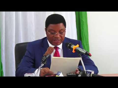 LIVE: Waziri Mkuu Majaliwa ktk mkutano wa baraza la uongozi la kituo cha madini