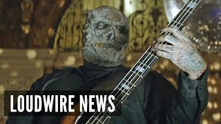 Slipknot's V-Man Went Into 'Mad Panic' After His Identity Was Discovered