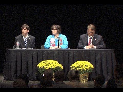 2015 Wichita Economic Outlook - Local Panel: Sheryl Wohlford, Steve Dixon & Jeremy Hill