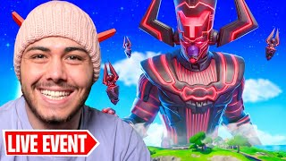 😱OMG Das LIVE EVENT war SO KRASS, GALACTUS HAT..... Fortnite ganzes live event deutsch