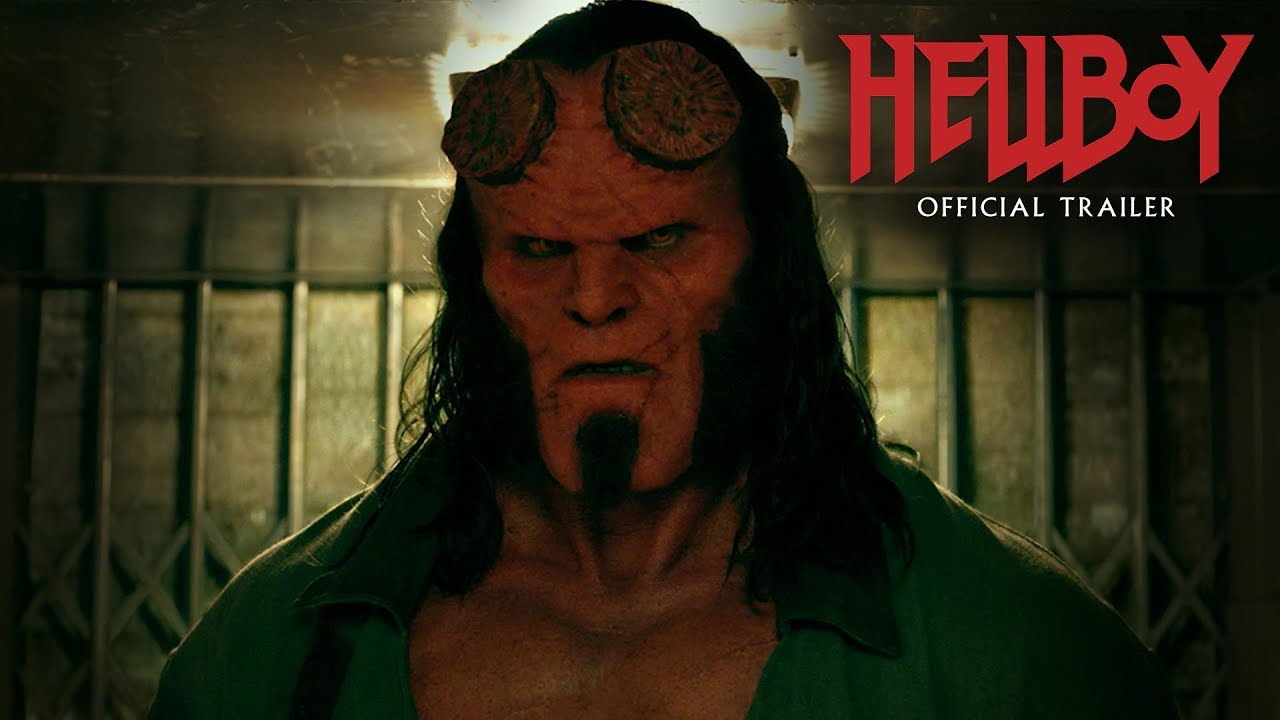 'Hellboy' reboot is a crazy monster mashup
