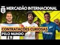 Mercadão Alternativo Internacional: jogadores famosos fora das grandes ligas | UD LISTAS