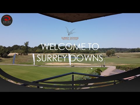 Welcome to Surrey Downs Golf Club