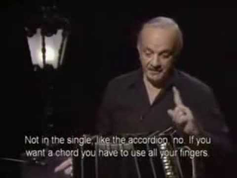 Astor Piazzolla - Zero Hour - BBC Interview 1989