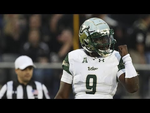 The Game Quinton Flowers Went OFF vs. UCF 🔥🔥🔥