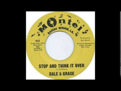 Stop And Think It Over Dale & Grace -Stereo-