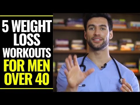 The 5 Best Weight Loss Workouts For Men – An Unbiased Review
