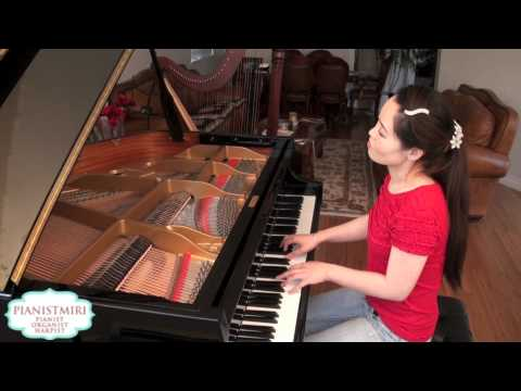 Brian McFadden - Like Only A Woman Can | Piano Cover by Pianistmiri