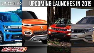 All Upcoming Cars in 2019 | Hindi | MotorOctane
