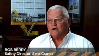 Jacksonville Crane Rental Jax Sims Cranes and Heavy Equipment Rent vs buy crane service