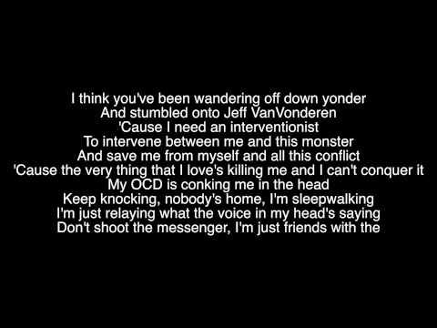 Monster Lyrics - Eminem ft. Rihanna