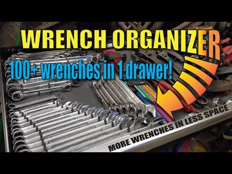most-compact-diy-toolbox-wrench-organizer-system