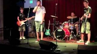 Led Zeppelin-Black Dog (Full Band Cover)