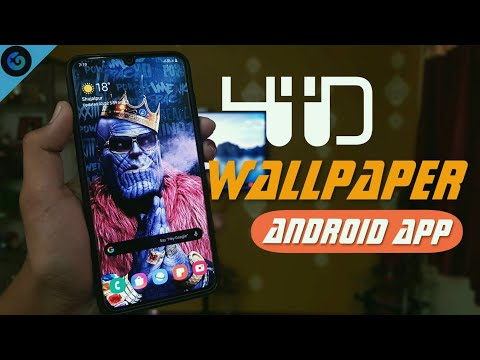 4D Wallpapers For Android | 4K Wallpaper Application