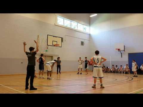 Glasgow City vs Edinburgh Kings part 3