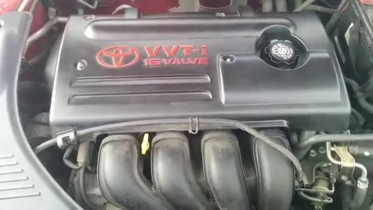 Toyota 2001 toyota celica gt engine for sale : Celica 2001 GT Engine Noise of Death - YouTube