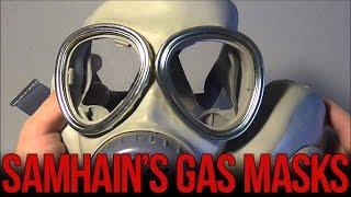 Обзор китайского противогаза M65 (FMJ03) | Chinese gas mask review(Первый русскоязычный видеообзор противогаза М65 (FMJ03), находящегося на вооружении китайской Народно-освобод..., 2015-02-03T13:27:29.000Z)