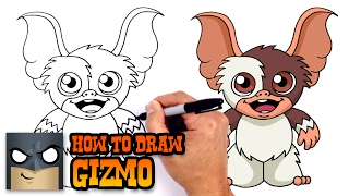 How to Draw Gizmo | Gremlins