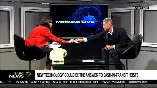 Gambar cover ALLCASH on SABC Morning Live with Leanne Manas - Technologies to curb cash in transit heists