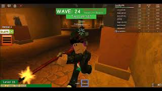 me VS zombies (Roblox)