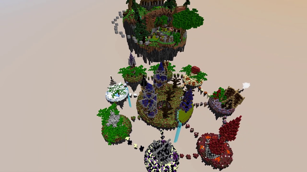 EXTREME EPIC SKYPVP MAP DOWNLOAD YouTube - Minecraft grobe hauser download
