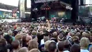 In Flames - Dial 595-Escape, Live Ullevi 2005