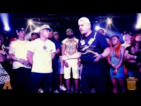 CORTEZ VS PREZ MAFIA SMACK/ URL RAP BATTLE