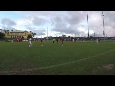 Lukas Bosefski U11 Disney goal